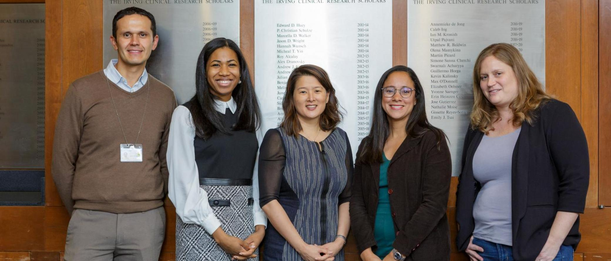 Photo of 2019 Irving Scholars